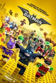 THE LEGO BATMAN MOVIE Blu-ray Cover