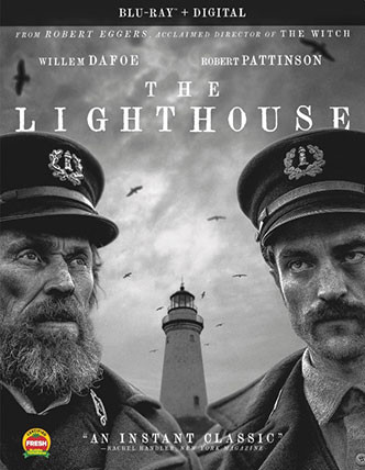 THE LIGHTHOUSE Release Poster