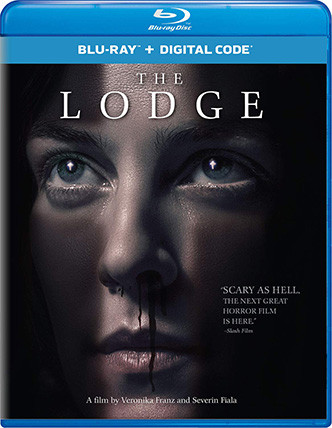 THE LODGE Release Poster