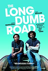 THE LONG DUMB ROAD Release Poster