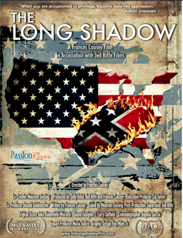 THE LONG SHADOW Release Poster