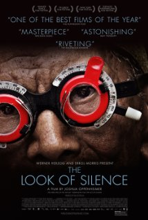 THE LOOK OF SILENCE Release Poster
