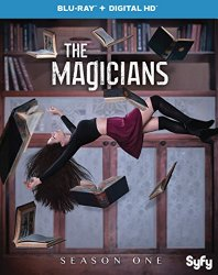 THE MAGICIANS SEASON ONE Blu-ray Cover