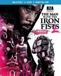 The Man With The Iron Fists 2 (Blu-ray + DVD + Digital HD UltraViolet Combo Pack With Bonus Blu-ray 3D)