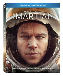 The Martian Release Poster