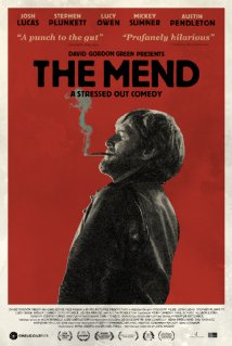 THE MEND Release Poster