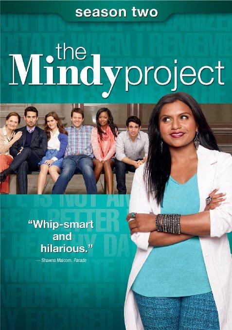 The Mindy Project Season 2 Blu-ray