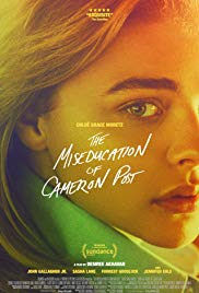 THE MISEDUCATION OF CAMERON POST Release Poster