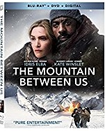 THE MOUNTAIN BETWEEN US Release Poster