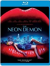 THE NEON DEMON Blu-ray Cover