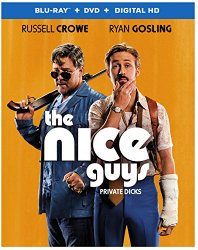 THE NICE GUYS Release Poster