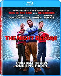 THE NIGHT BEFORE Release Poster