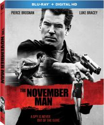 The November Man Movie Poster