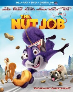 The Nut Job Blu-ray
