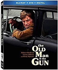 THE OLD MAN & THE GUN Release Poster