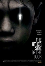 THE OTHER SIDE OF THE DOOR Release Poster