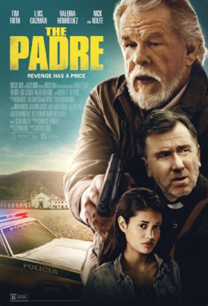 THE PADRE Release Poster