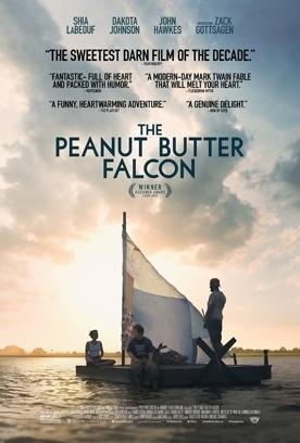 THE PEANUT BUTTER FALCON  Release Poster