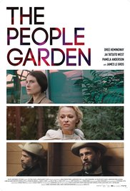 THE PEOPLE GARDEN Release Poster