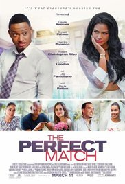 THE PERFECT MATCH Release Poster