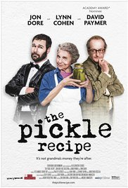 THE PICKLE RECIPE Release Poster