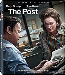 THE POST Release Poster
