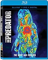 THE PREDATOR Blu-ray Cover