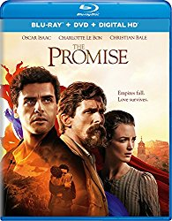 THE PROMISE Blu-ray Cover