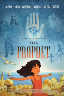 THE PROPHET Blu-ray Cover