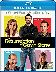 THE RESURRECTION OF GAVIN STONE Blu-ray Cover