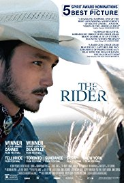 THE RIDER Release Poster