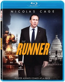 THE RUNNER Release Poster