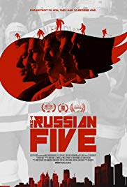 THE RUSSIAN FIVE Release Poster