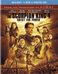 The Scorpion King 4 Blu-ray