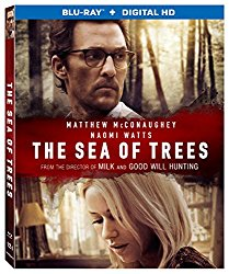 THE SEA OF TREES Blu-ray Cover