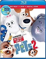 THE SECRET LIFE OF PETS 2  Release Poster