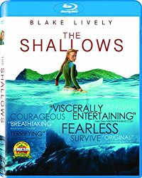 THE SHALLOWS Blu-ray Cover