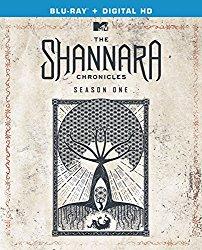 THE SHANNARA CHRONICLES SEASON ONE Blu-ray Cover