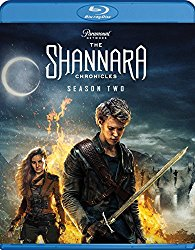 The Shannara Chronicles Season 2 Blu-ray Cover