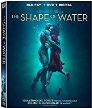 THE SHAPE OF WATER Release Poster