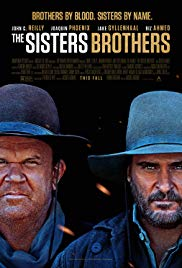 THE SISTERS BROTHERS Release Poster