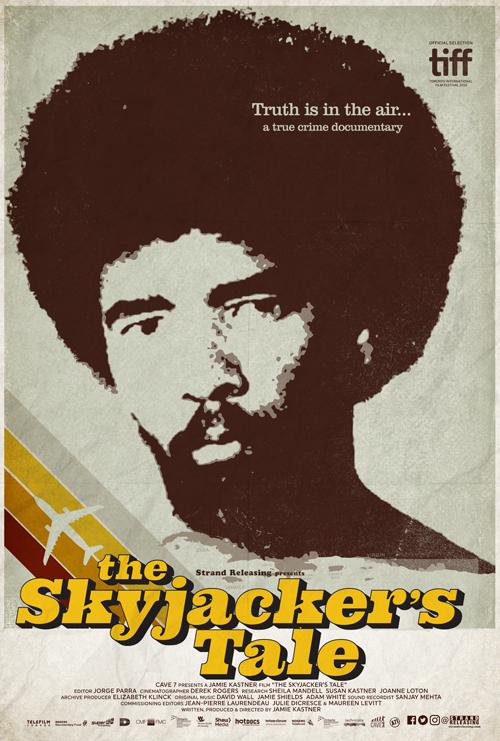 THE SKYJACKER'S TALE Release Poster