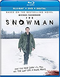 THE SNOWMAN Blu-ray Cover