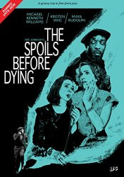 THE SPOILS BEFORE DYING Cover