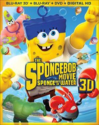 THE SPONGEBOB MOVIE Movie Poster