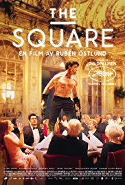 THE SQUARE Release Poster
