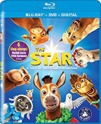 THE STAR Blu-ray Cover