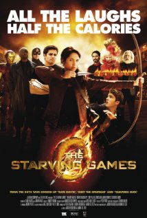 The Starving Games Movie Poster