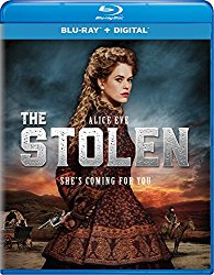 THE STOLEN Blu-ray Cover