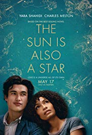 THE SUN IS ALSO A STAR Release Poster